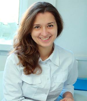 Дегтяренко  Юлия Владимировна